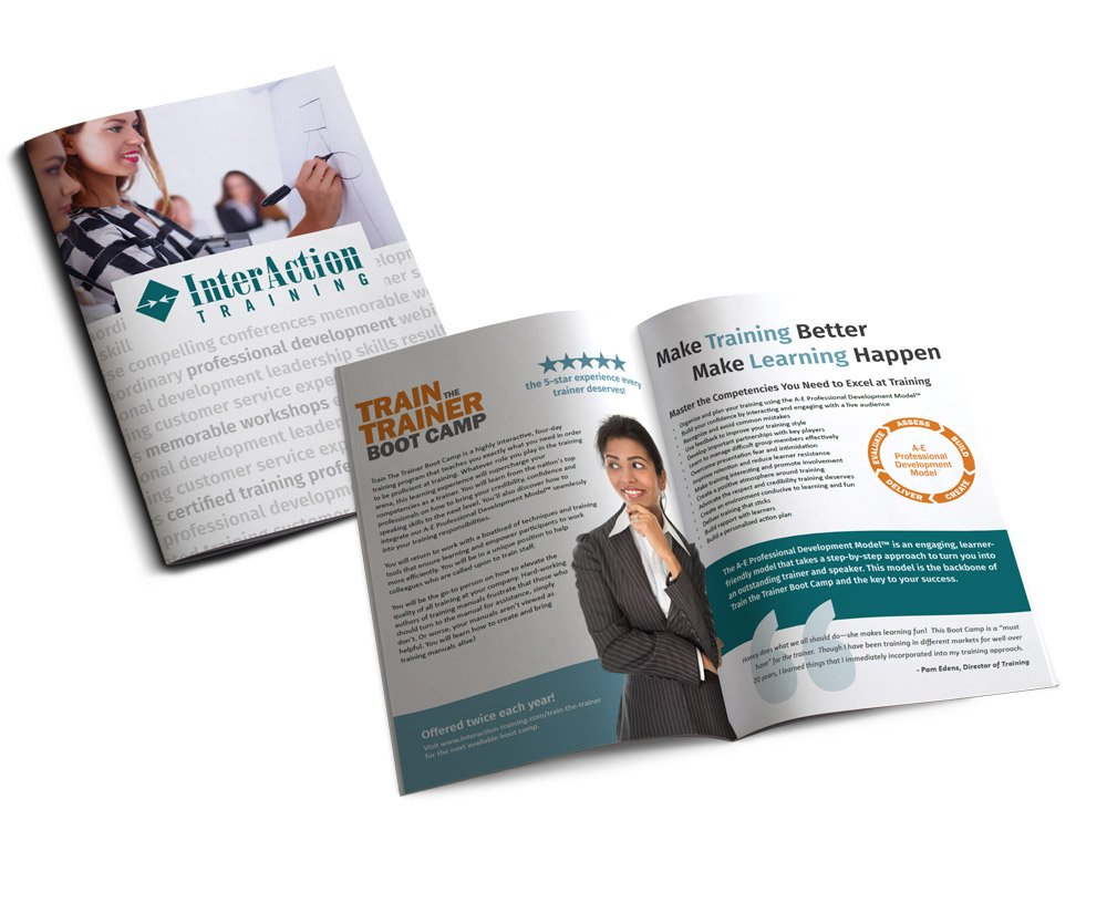 InterAction Training Brochure